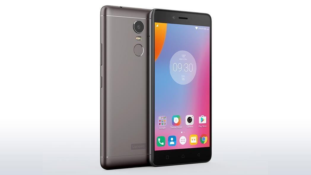 "Смартфон Lenovo K6 Note (K53a48) 5.5"" 3/32Gb"