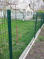 Забор (еврозабор - сварная панель) Техна-Классик 1680х2500 (D-4)