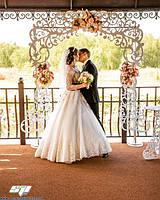 Свадебные резные арки