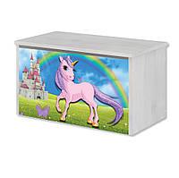 Ящик для игрушек Сказочная страна Baby Boo 100068