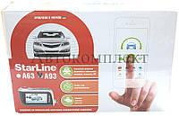 Gsm сигнализация для автомобиля старлайн а93, фото 1