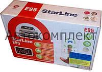 Автосигнализация с автозапуском Starline E95 BT