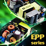 EPP – семейство новых экономичных источников питания от Mean Well
