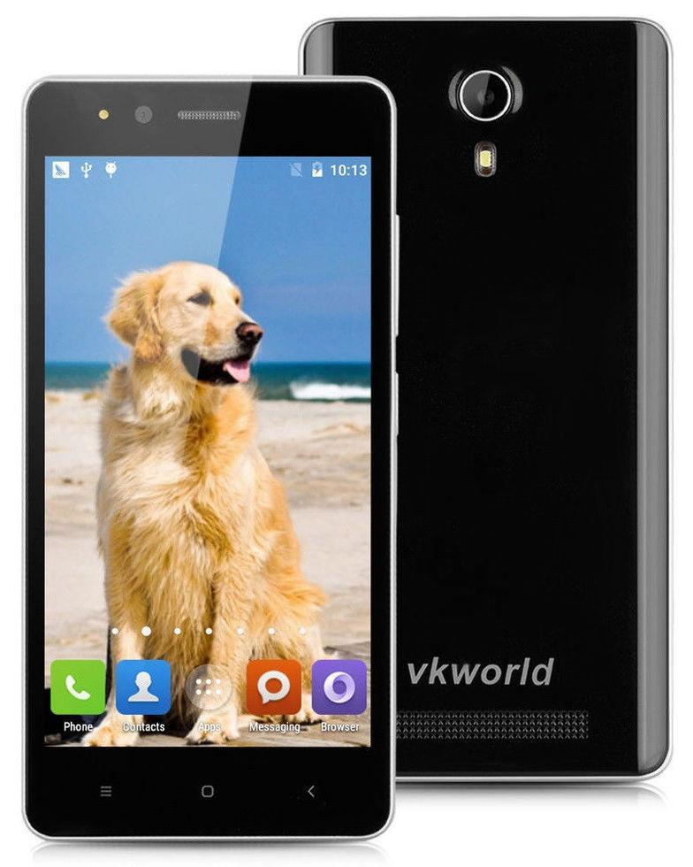 Смартфон VKworld F1 1/8 Gb, MT6580, 3G