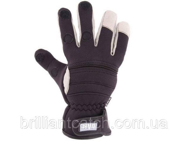 Перчатки DAM Amara Neopren с отстеганными пальцами 2мм неопрен  L