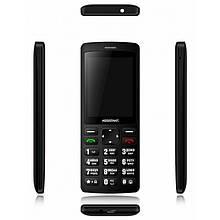 Телефон Assistant Classic AS-4211 чорний