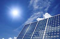 Автономная солнечная электростанция установленной мощности 1,0 кВт