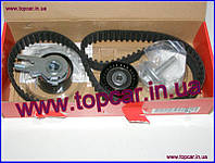 Комплект ГРМ Peugeot Partner 1.6HDI  05-   Gates Германия K015598XS