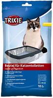 4044 Trixie Уборочные пакеты для кошачьего туалета, 46х59 см