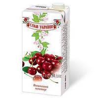Нектар вишневый Соки Украины 1л