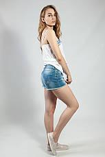 Шорты женские джинсовые летние  Cache-cache , фото 3