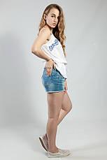 Шорты женские джинсовые летние  Cache-cache , фото 2