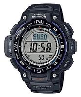 Мужские часы Casio SGW-1000-1A Касио водонепроницаемые японские часы