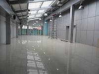 Отделка фасадов композитными панелями.