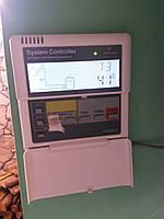 Настройка контролерів та роботи систем сонячних колекторів