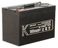 Батарея 12В 55Ач Kstar 6-FML-55