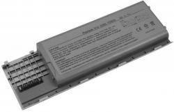 Аккумулятор для ноутбука DELL D620 (PC764, DL6200LH) 11.1V 5200mAh PowerPlant (NB00000024)
