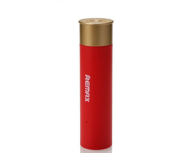 PowerBank Remax Shell RPL-18 2500mAh Red