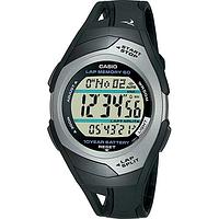 Наручные спортивные часы Casio PHYS STR-300C-1 Касио водонепроницаемые японские часы