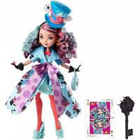 Кукла Эвер Афтер Хай Меделин Хеттер В Стране Чудес EAH Way Too Wonderland Madeline Hatter