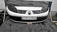 Бампер передний Renault Scenic 2005 Рено Сценик