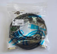 Кабель HDMI to DVI 24+1pin, 5.0m Atcom (9149)