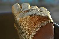 Перчатки водительские кожа Италия