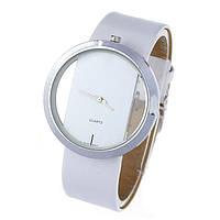 Оригинальные женские часы (белые)