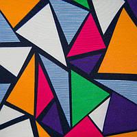 Ткань блузочная принтованная «Маркет» (5672 D88)