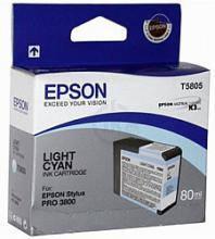 Картридж Epson 3800 светло голубой