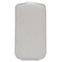 Melkco Jacka leather case for HTC Desire V T328w/ Desire X white