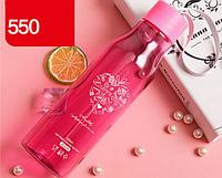 "Женская бутылка для воды ""Tree"" 550мл"