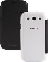 Verus Slim Cover - Vivid leather for Samsung Galaxy S3 black