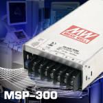 Новый источник питания MSP-300 для медицинских применений от Mean Well