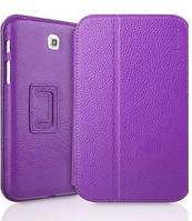 Yoobao Executive leather case for Samsung P3200 Galaxy Tab 3 7.0 purple