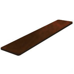 Сиденье деревянное 1шт 65