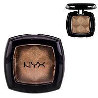 NYX Cosmetics Одинарные тени для век  NYX Single Eye Shadow   Golden Dune
