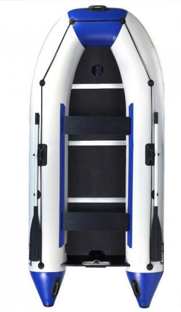 Надувная лодка  Шторм  модель Evolution Stk330e четырехместная моторная