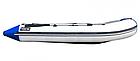 Надувная лодка  Шторм  модель Evolution Stk330e четырехместная моторная, фото 3