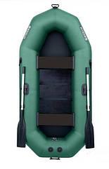 Надувная лодка Шторм  ма240с Magellan двухместная гребная