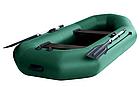 Надувная лодка Шторм  ма240с Magellan двухместная гребная, фото 2