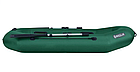 Надувная лодка Шторм  ма240с Magellan двухместная гребная, фото 3