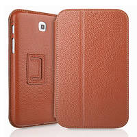Yoobao Executive leather case for Samsung P3200 Galaxy Tab 3 7.0 brown