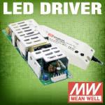 HLN/HLP-80H – бюджетные источники питания для освещения от Mean Well
