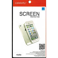 Защитная пленка Celebrity Premium для HTC Desire 300 clear