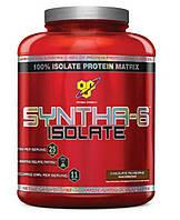 BSN Syntha-6 Isolate Mix шоколадное арахисовое масло