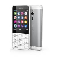 Мобильный телефон Nokia 230 Asha Dual silver (UA)