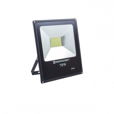 Прожектор Евросвет EVRO LIGHT EV-70-01 70W 5600Lm 6400K IP65 SanAn