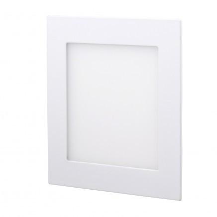 Светодиодный встраиваемый светильник ЕВРОСВЕТ LED-S-170-12 12W 4200K/6400K