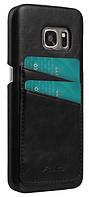 Melkco Samsung S7/G930 - Mini PU Leather Dual Card black